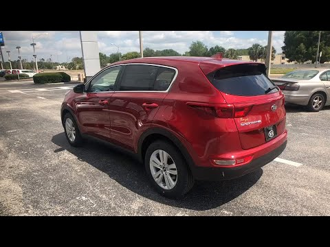 2018 kia sportage lakeland winter haven lake wales. Black Bedroom Furniture Sets. Home Design Ideas