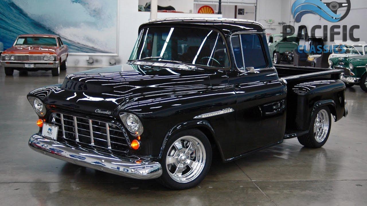 All Chevy 1955 chevrolet 3100 : 1955 Chevrolet 3100 - YouTube