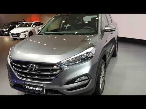 Hyundai New Tucson 2017 Brasil detalhes internos e externos www.car.blog.br