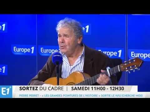 Pierre Perret - Bercy Madeleine sur Europe 1
