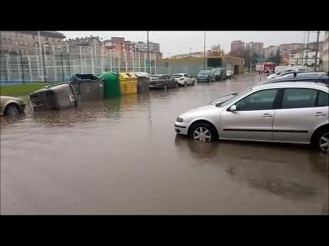 Inundaciones en Maliaño