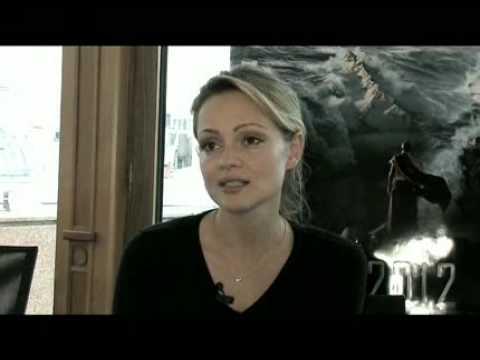 Interview de Beatrice Rosen pour 2012