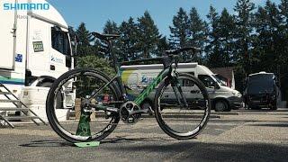 Tour de France bikes - The new Scott Foil