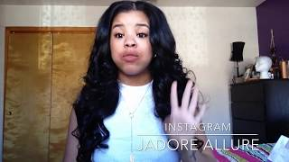Eurasian Body Wave Hair | Tickled Pink Hair | First Look