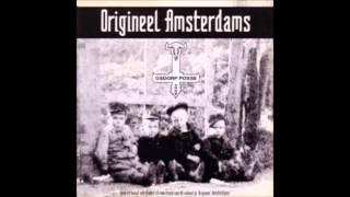 2000 OSDORP POSSE origineel amsterdams