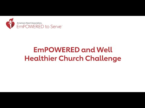 "EmPOWERED and Well Weekly Health Lessons ""Learn the Warning Signs of a Heart Attack"