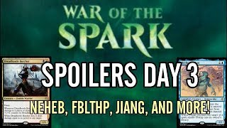 War Of The Spark Spoiler – Texkox