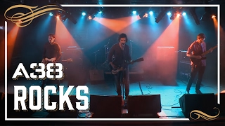 Puma Danger - Black Lady // Live 2015 // A38 Rocks