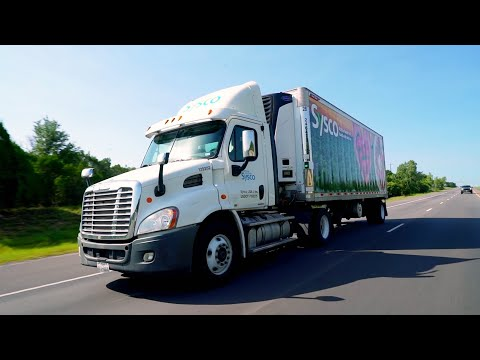 Sysco Delivery At Your Fingertips