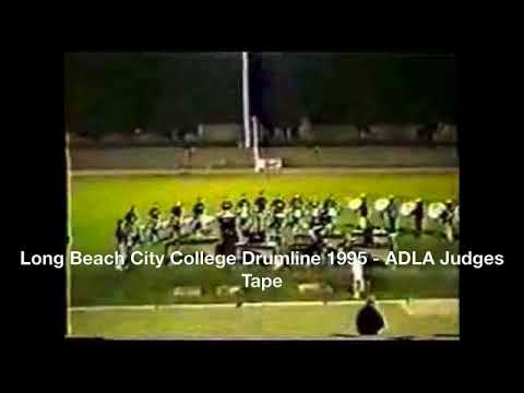 Long Beach City College Drumline 1995 (Audio)