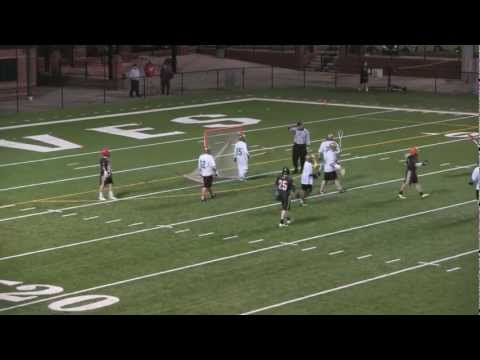 Greater Atlanta Christian School JV Mens Lacrosse vs Buford, 2013