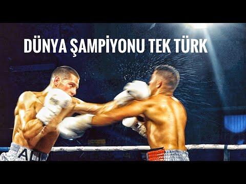 TÜRK BOKSÖR RAKİBİNİ PARÇALADI!!! | WBC Dünya Şampiyonu TEK TÜRK!!!