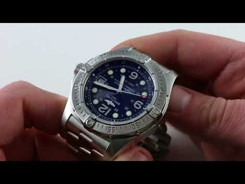 Pre-Owned Breitling Superocean Steelfish A1739010/B772 Luxury Watch Review