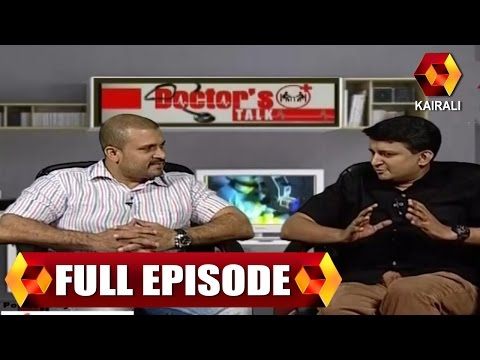 Doctor's Talk: Allergy Treatment Through Homeopathy | 9th April 2016 |  Full Episode