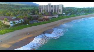 kaanapali Maui Look at at the Resorts.. what one is your fav? The beach walk is amazing.