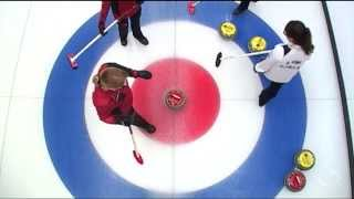 CURLING: CAN-KOR World Junior Chps 2014 - Women Final HIGHLIGHTS