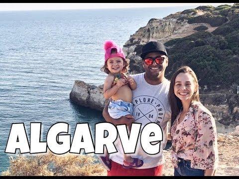 Vlog Algarve: Praias, Piscina, Passeio de barco...