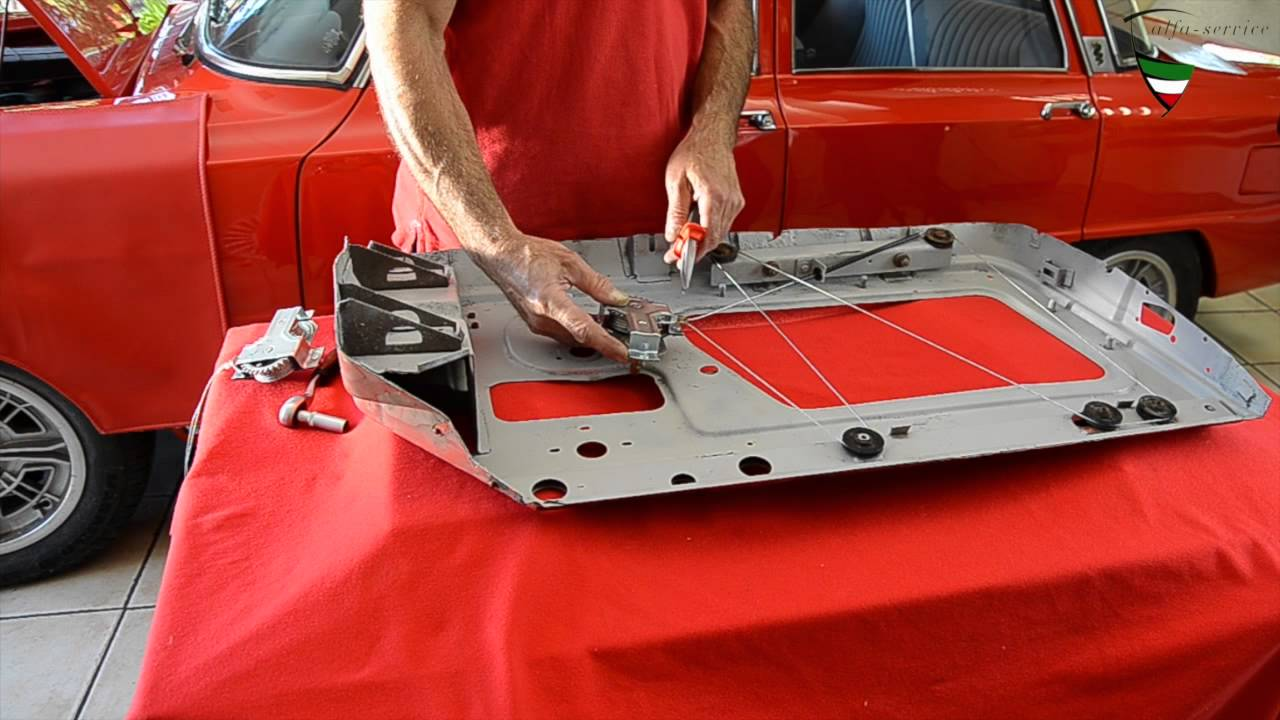 small resolution of install removal instructions window regulator alfa service hurtienne gmbh youtube