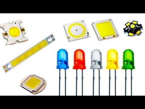 Как узнать на сколько вольт светодиод мультиметром