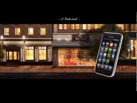Samsung Galaxy S WiFi 4.0 video promocional