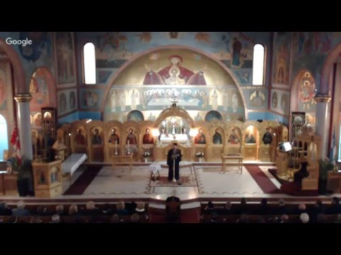 Our Thoughts and Mental Health: An Orthodox Perspective (Fr. Maximos Constas)