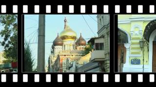 Одесса. Прогулка по городу(Улочки и дворики Одессы завораживают., 2013-07-25T11:24:05.000Z)