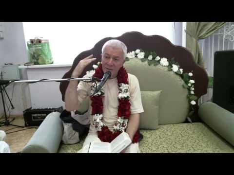Бхагавад Гита 14.19 - Чайтанья Чандра Чаран Прабху