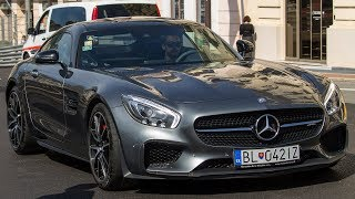 MERCEDES-AMG GT S EDITION 1   2018 HQ