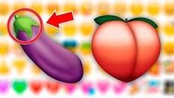 10 Sexual Meanings Of Emojis