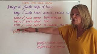 Spanish gcse health, fitness and lifestyle