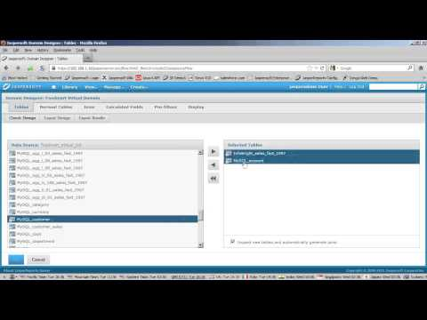 Jaspersoft Tech Talks Episode 02: Ins and Outs of Jaspersoft Domains