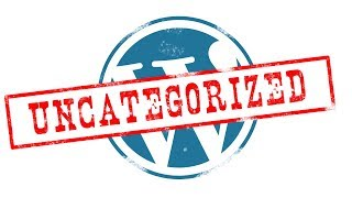 Hoe pas je de Uncategorized categorie in Wordpress aan