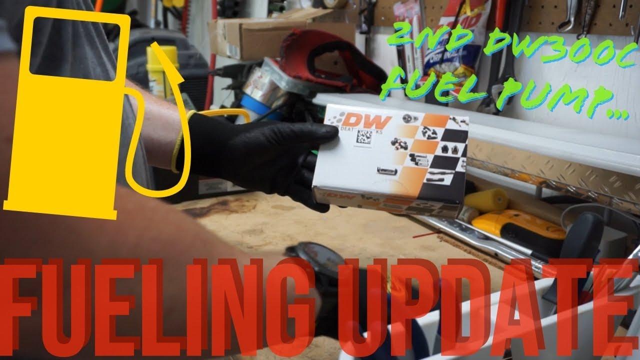 WRX 2nd DW300 Pump Install - Nostrum Review