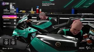 Assen Fabio Quartararo Petronas Yamaha SRT MotoGP 20 Setup Hotlap To eSport Windtre Rising Star 2020