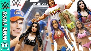HUGE WWE eBay Custom Elite Toy Haul!! Tons of WWE Toys Unboxed and Reviewed! WWE Shop Boxpocalypse!!