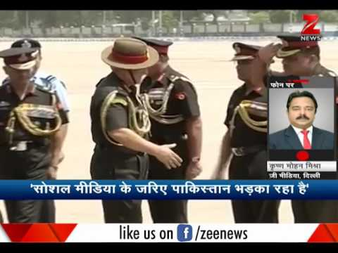 We are ready for two-and- a-half front war : Army Chief General Bipin Rawat