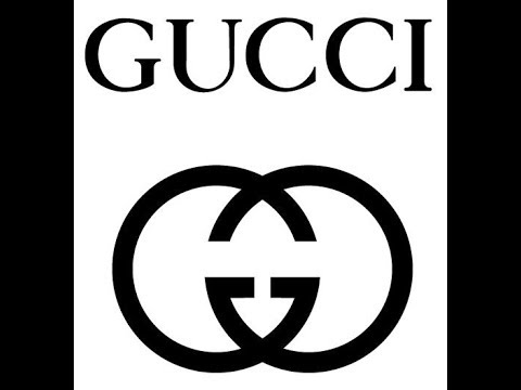 how to draw gucci logo , YouTube