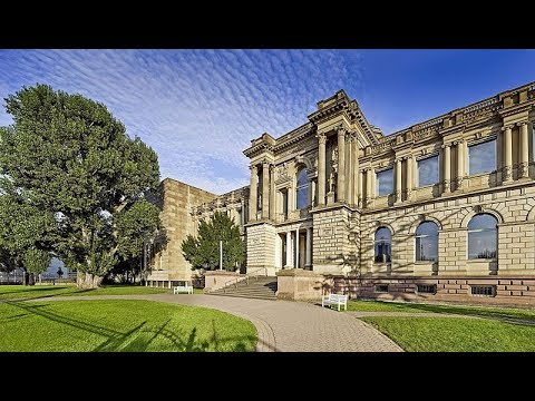 Places to see in ( Frankfurt - Germany ) Staedel Museum