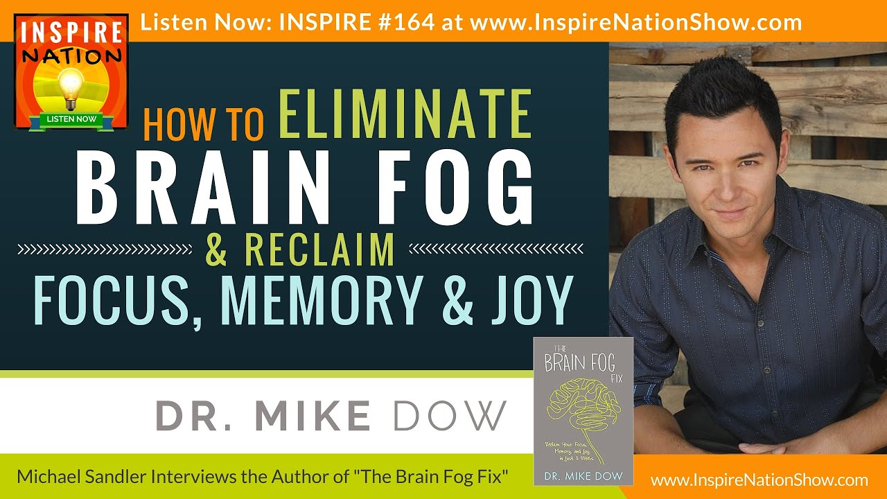 Mind-Blowing Secrets to Curing Brain Fog! ➤ Reclaim Focus & Memory   Dr Mike Dow   The Brain Fog Fix