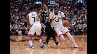 RAPS STREETER:What trade(s) should the team make in order to improve?