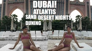 DUBAI TRAVEL DIARY