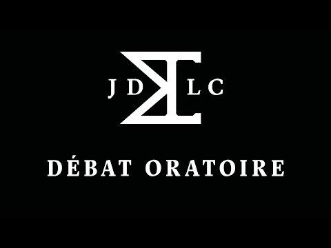Épreuve Débat Oratoire - Jeux de la Communication 2016