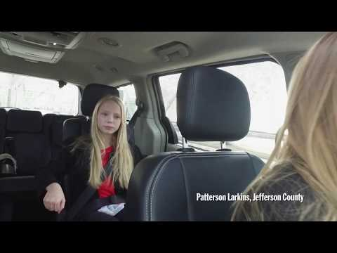 """Distracted driving: """"Front seat"""" with Patterson Larkins  