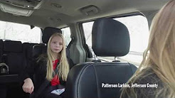 "Distracted driving: ""Front seat"" with Patterson Larkins  