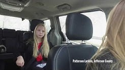 """Distracted driving: """"Front seat"""" with Patterson Larkins     Kentucky Farm Bureau Insurance"""