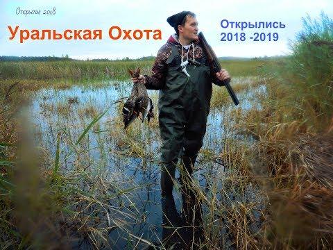 #Уральская Охота - Открытие 2018 - 2019 г Кушва По Утке
