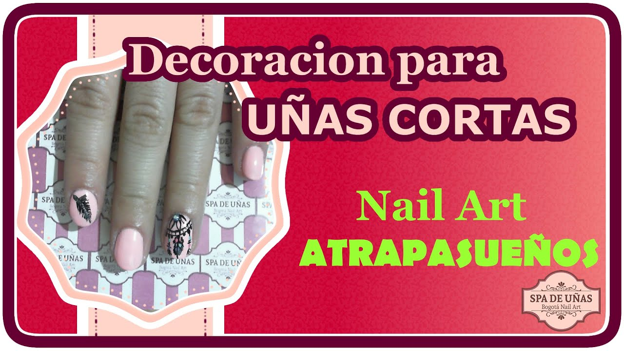 decoracion de uas cortas - photo #40
