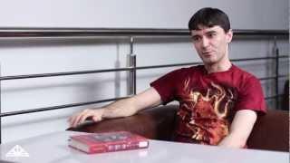 Интервью с Евгением Гаглоевым