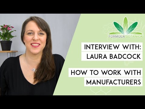 How to Work With Contract Manufacturers For Your Beauty Brand