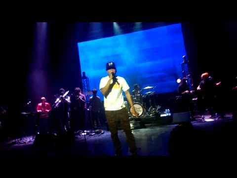 Chance The Rapper Performs a New Song (Paradise) in Chicago *BEST AUDIO